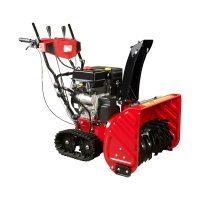 Buy cheap EPA 24 Inch Tractor 4 Forward 6hp Gas Snow Blower from wholesalers