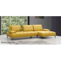 Buy cheap Living Room Italian Leather Sofa Set , Modern Leather Sofa Set ODM Service from wholesalers