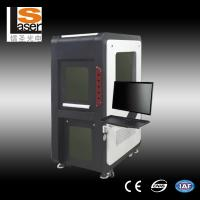 Buy cheap 30w Fiber Laser Marking Machines With Good Quality Whole-Sealed product