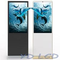 Buy cheap 65-Inch LCD Touch Display Floor Standing Advertising Player Digital Signage with Right Angle for Hotel from wholesalers