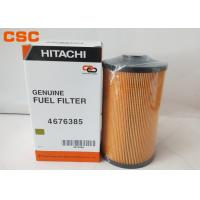 Wholesale 4676385 Hitachi Excavator Fuel Filter For ZAX200/240/250 /330/360/450/670/870-3 from china suppliers