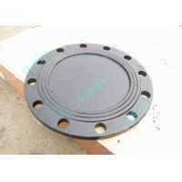 Wholesale Portable Water Ductile Iron Joints Class PN25 Blind Flange Coated Bitumen from china suppliers