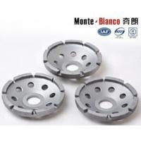 Buy cheap metal bond diamond grinding wheels for stone/marble/granite grinding tools Manufacturer from wholesalers