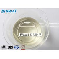 Buy cheap Transparent Colloid Polyamine Flocculant Cationic Polymer Water Purification Chemicals from wholesalers
