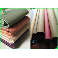 Buy cheap Germany Quality Kraft Paper Fabric Colorful Tear Resistant Paper 0.55mm from wholesalers
