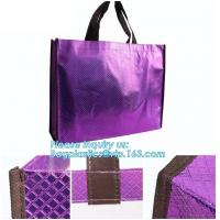 Buy cheap Shopping printing fabric insulated foldable bag, custom pp non woven bag tote bag, Wholesale Clothe Storage Non Woven Ba from wholesalers