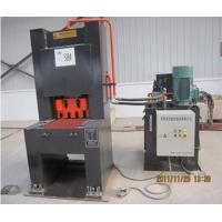 Buy cheap Small plate shearing machine QJ5020, simple using for steel tower from wholesalers