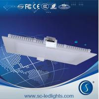 Buy cheap High quality White Pop RGB LED Panel Light product