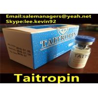 Buy cheap Bodybuilding Taitropin Hgh Legal Injectable Hormones 100iu/Kit Cas 96827-07-5 from wholesalers