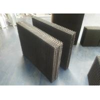 Buy cheap plastic poultry farm equipment evaporative cooler pads for pig house from wholesalers