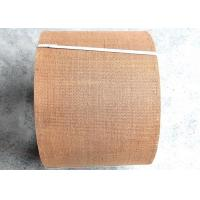 Buy cheap OEM Offered Non Asbestos Brake Lining Material For Steel And Wire Industries product