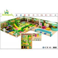 Buy cheap Pre - School Colorful Kids Indoor Soft Playground Fun Place 15.86 * 7.32  * 8M from wholesalers