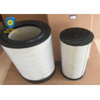 Buy cheap Volvo 21386644  21386706 Excavator Replacement Parts Air Filter Insert For Volvo Penta Generator from wholesalers