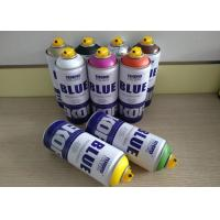 Wholesale Graffiti Low Pressure Spray Can For Canvas / Wood / Concrete / Metal / Glass Surface from china suppliers