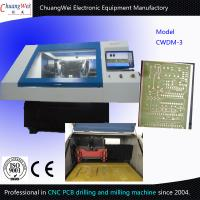Buy cheap High Efficiency CNC PCB Drilling Machine For Drilling Hole On PCB from wholesalers