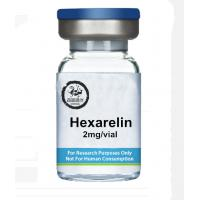 Buy cheap 2mg/vial Hexarelin CAS 140703-51-1 Hepls Anti Aging Properties Heals Skin from wholesalers