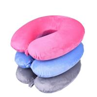 Buy cheap Travel U Shaped Neck Pillow Fashion Memory Foam Neck Pillow 30 * 30 * 10cm from wholesalers