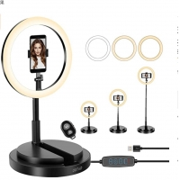 Buy cheap 3500K 10 Inch Led Ring Light For Living from wholesalers