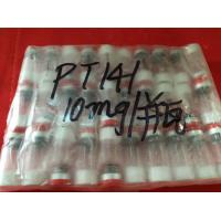 Buy cheap Legal Anabolic Polypeptide Hormones Synthetic Amino Acid Protein Bremelanotide PT-141 from wholesalers