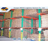 Buy cheap High Density Drive In Pallet Racking Used Durable Steel Warehouse Solution from wholesalers