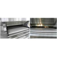 China stainless steel conveyor belts for food machines on sale
