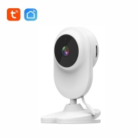 Buy cheap Sound Detection 3.6mm HD Lens Tuya Smart Camera For Home from wholesalers