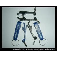 Promotional plastic beer bottle opener with key ring Manufactures