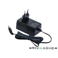 Buy cheap 50hz - 60hz Universal Power Adapter 12V 2A 2000mA Two Round Pin EU Plug 24w Ac Dc from wholesalers