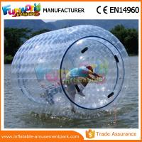 Wholesale PVC / TPU Inflatable Zorb Ball Inflatable Human Hamster Zorbing Ball Standard from china suppliers