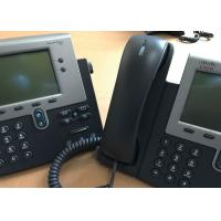 Wholesale UC 7942 IP Second Hand IP Phones , Cisco Systems Phone 7900 Series 90 Days Warranty from china suppliers