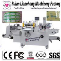 Liancheng New automatic die cutting machine/paper die cutting machine/label die cutting ma Manufactures