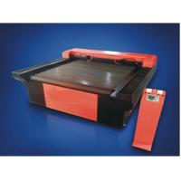 Buy cheap Large Format Double Y-Axis Co2 Fabric Laser Cutting Machine For Home Textile from wholesalers