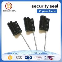 Buy cheap BCC403 Heavy Duty Cable Seal  Door Lock Silver yellow blue green Surface Finished Security Storage from wholesalers