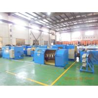 Buy cheap Stable Copper Wire Twisting Machine , Wire Pay Off Machine 3000 RPM from wholesalers