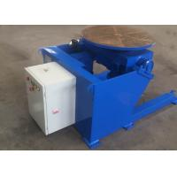 China HB Tilting Pipe Welding Equipment Positioner For Automatic Pipe Circular Welding on sale