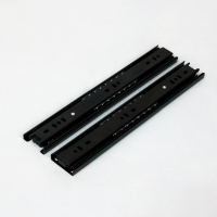 Buy cheap SGS 45mm 3 Folding Full Extension Drawer Runners from wholesalers