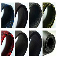 Buy cheap Indoor gym fitness matting rubber flooring roll with EPDM granules from wholesalers