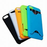 Buy cheap PC Case for iPhone 5, Carry Up to Credit Card Size from wholesalers