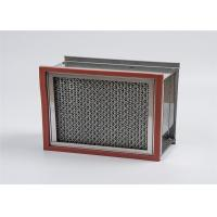 Wholesale High Efficiency Ventilation System Best Hepa Filter Air Purifier Cheap China Hepa Air Filter from china suppliers
