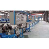 Buy cheap High Speed Power Cable Machine For Low Smoke Halogen Free XLPE Extrusion product