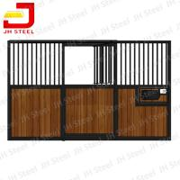 Buy cheap Build a High Quality Bamboo Woods Customize Design Horse Stable from wholesalers
