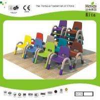 Wholesale Plastic Children Chair (KQ10183A) from china suppliers