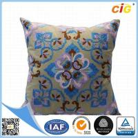 Buy cheap Accent Couch Throw Pillows Home Textile Products of Polyester Or Cotton from wholesalers