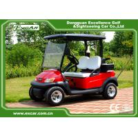 Buy cheap EXCAR 48V  Golf Cars A1S2 With 20A Off Board Charger/Trojan Battery from wholesalers