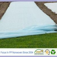 Buy cheap 3%-5% Anti-UV Agriculture Biodegradable nonwoven material for top grade landscape fabric from wholesalers
