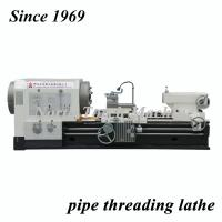 Buy cheap Professional Pipe Threading Lathe For Textile Pipe High Efficiency from wholesalers