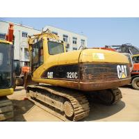 Buy cheap CAT 320C Excavator For Sale from wholesalers