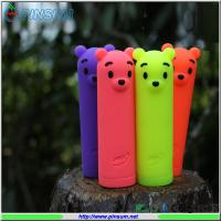 Buy cheap 2600mAh Winnie the Pooh Plush Toy bear power bank with water proof, shock proof from wholesalers