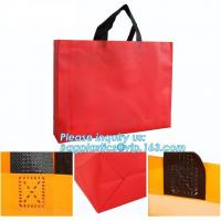 Buy cheap Europe Stylish Non Woven Bag Shopping Drawstring Bag with Logo, factory manufacture reusable non woven garment bag/guang from wholesalers