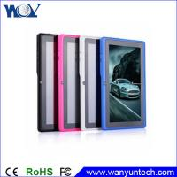 Buy cheap Slim 7 inch Mid Tablet Android 4.4 Allwinner A23 Dual core with Bluetooth from wholesalers